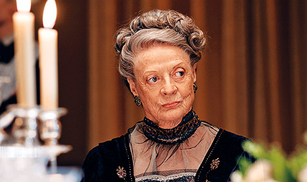UPDATED: Is Maggie Smith Leaving 'Downton Abbey'? Answer is No, Thank Goodness.