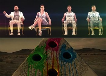WATCH: Scissor Sisters' 'Only the Horses' Video