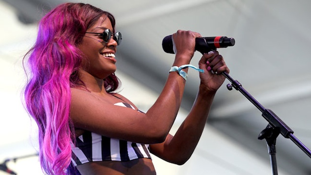 Azealia Banks Signs With Lady Gaga's Manager