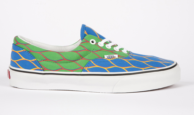 Thou Shalt Covet: Kenzo X Vans Summer Sneakers