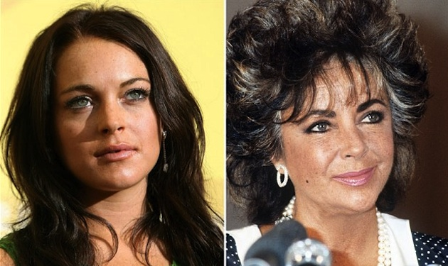 Rosie O'Donnell Says Lindsay Lohan 'Isn't Capable' of Playing Elizabeth Taylor