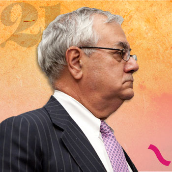 The Power List: BARNEY FRANK