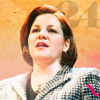 The Power List: CHRISTINE QUINN