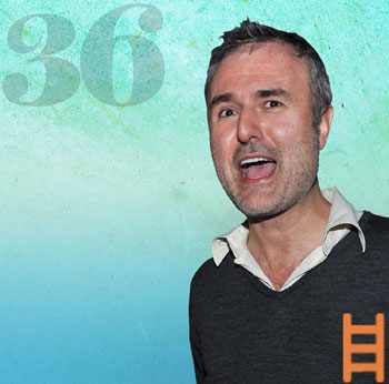The Power List: NICK DENTON