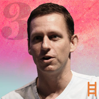 The Power List: PETER THIEL