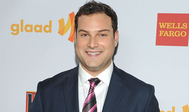 Interview: Max Adler of 'Glee' Honors Rodemyer Family at the GLAAD Awards