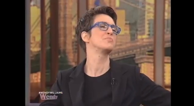 WATCH: Rachel Maddow On Her Own Unusual Coming Out Experience