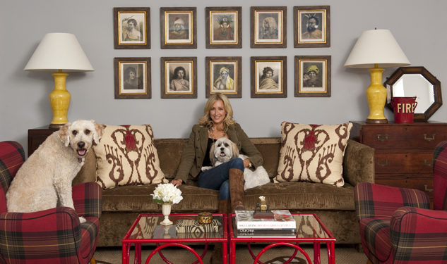 Interview: Lara Spencer from 'Good Morning America' Shares Decorating Tips in Her Book 'I Brake for Yard Sales'