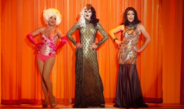 'Drag Race' Winner Crowned at XL