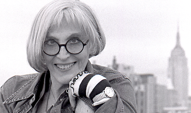 Kate Bornstein Gets a 'Village Voice' Cover