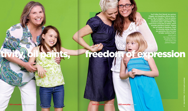 JC Penney Vs. One Million Moms, Round Two
