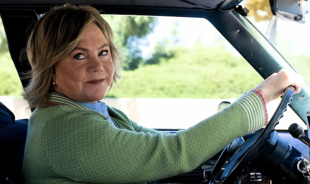 Kathleen Turner Stars in 'The Perfect Family'