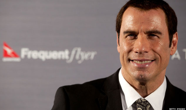 John Travolta Sued for Sexual Assault by Male Masseur