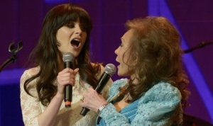 Zooey Deschanel to Play Loretta Lynn on Broadway