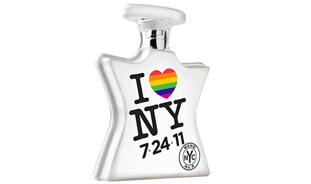 Bond No. 9 Introduces Unisex Fragrance to Celebrate New York's Passage of Same-Sex Marriage