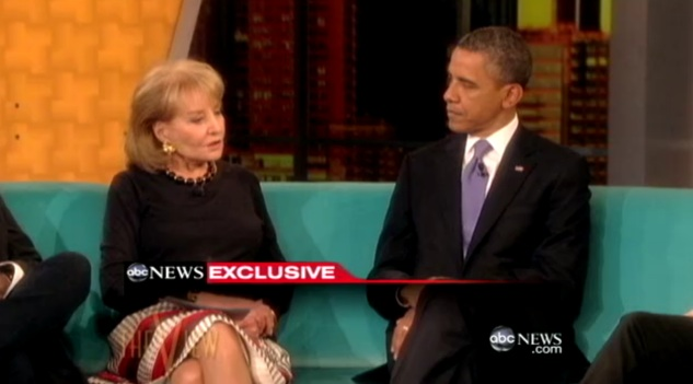 Preview of Barbara Walters' Interview with Obama on 'The View'