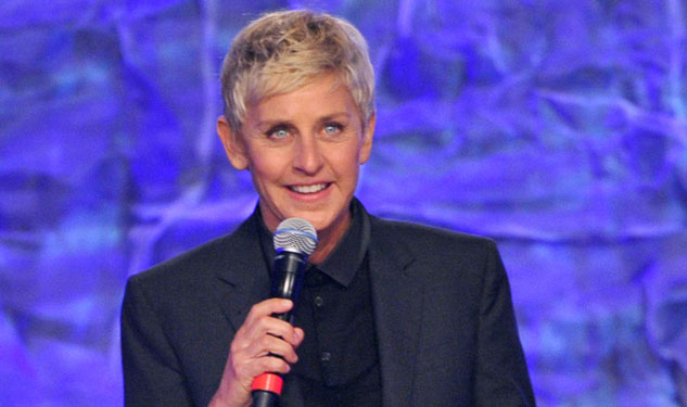 Ellen to Receive Prestigious Comedy Prize