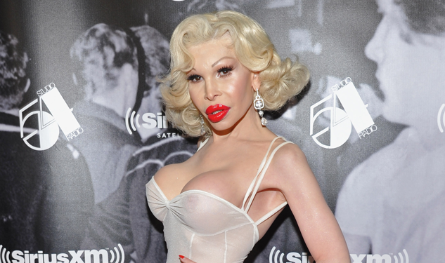 Amanda Lepore Skipped the Line at Yesterday's Louboutin Sample Sale