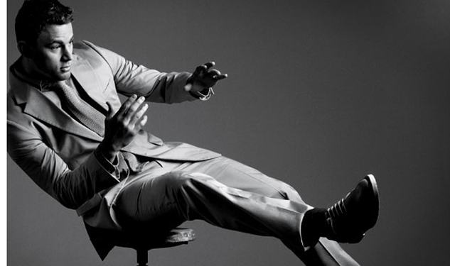 Video: Behind-The-Scenes with Our Latest Cover Boy, Channing Tatum