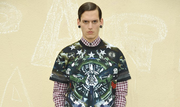 Givenchy Expands Its Menswear Resort Offerings