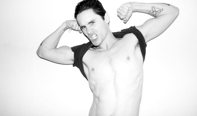 Terry Richardson and Jared Leto's Bromance Continues