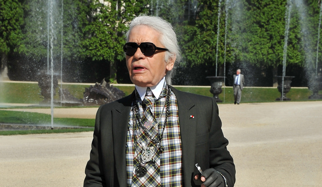 Karl Lagerfeld to Direct a Short Film, Wants You to Star