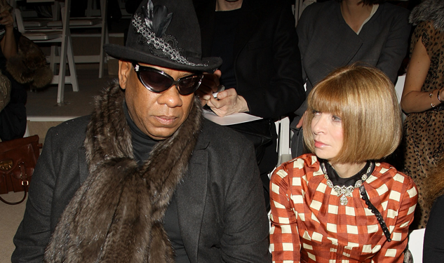 Quote of the Day: Andre Leon Talley Vs. Kim Kardashian