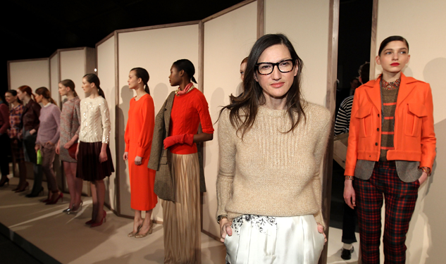 CNBC Spotlights J. Crew and Jenna Lyons