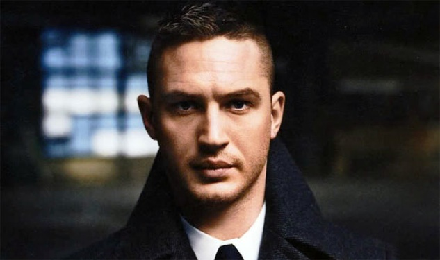Tom Hardy Doesn't Care If You Think He's Gay