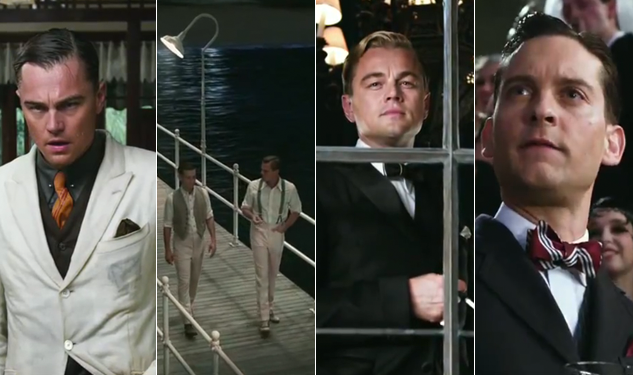 'The Great Gatsby' Trailer is Basically Fashion Porn