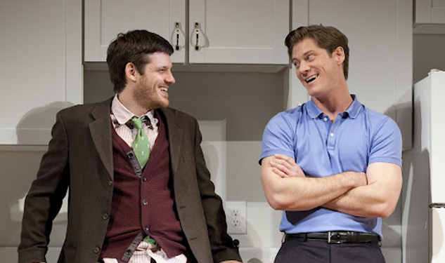Michael Esper: From 'American Idiot' to Neurotic Gay Son