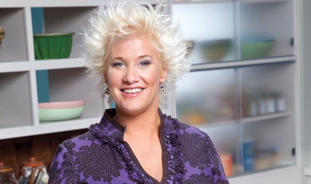 anne burrell comes out