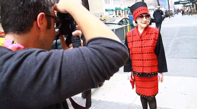 Advanced Style Blogger Ari Seth Cohen Gets a Documentary