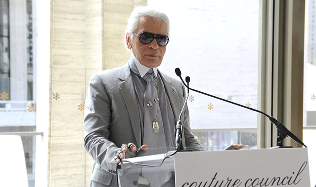 Quote of the Day: Karl Lagerfeld Pokes Fun at John Travolta