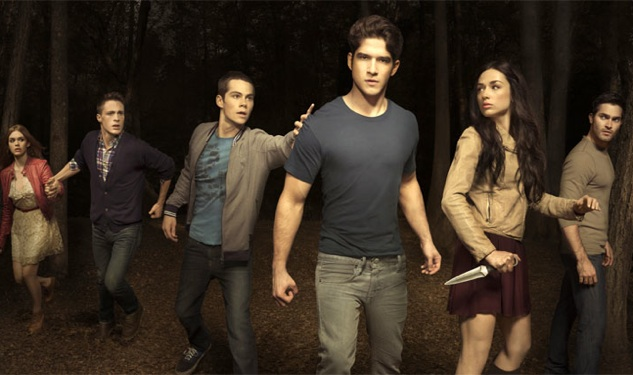 WATCH: The sexier, wetter 'Teen Wolf' opening credits