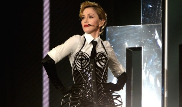 Girl Gone Wild: Madonna Launches New Tour