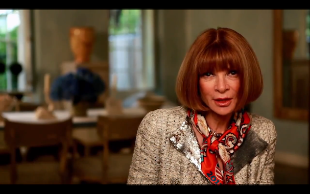 Anna Wintour Invites You to Dinner
