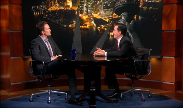 Neil Patrick Harris on the 'Colbert Report': Yes It's as Funny as It Sounds