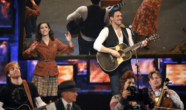 Tony Awards: 'Once' Ruled the Night
