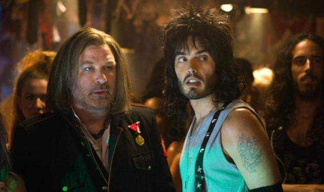 What Will America Think When Alec Baldwin Kisses Russell Brand?