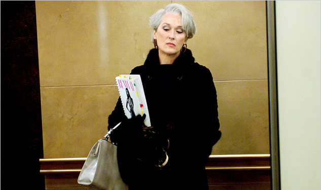Meryl Streep To Play Miranda Priestly Again?