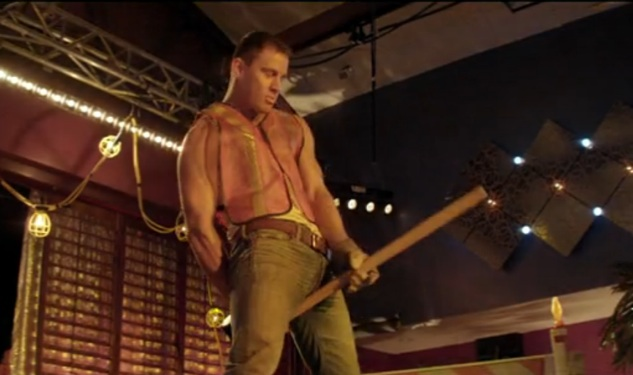 A New (Very NSFW) 'Magic Mike' Trailer