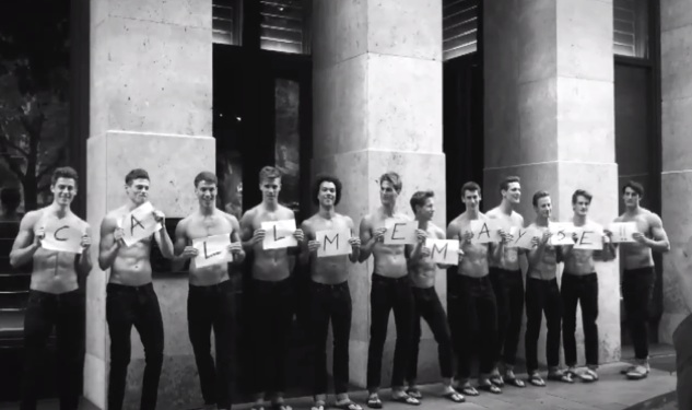 Abercrombie Models Make 'Call Me Maybe' Video