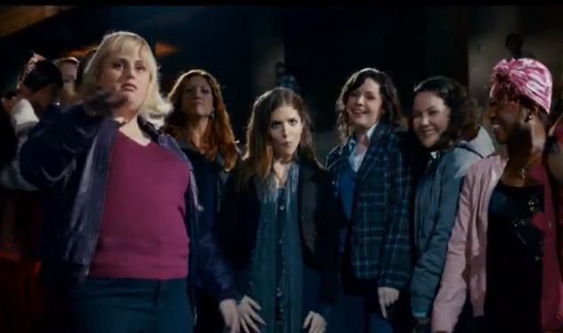 WATCH: Trailer for 'Pitch Perfect'