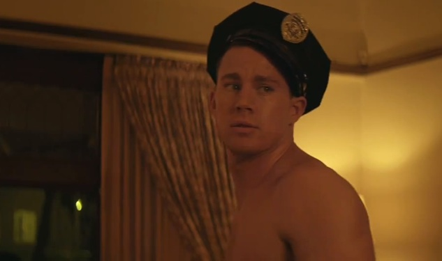 Did Channing Tatum Steal the Plot for 'Magic Mike'?