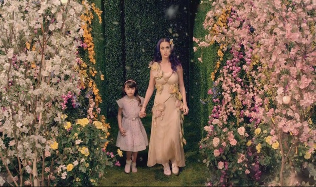 WATCH: Katy Perry's 'Wide Awake'