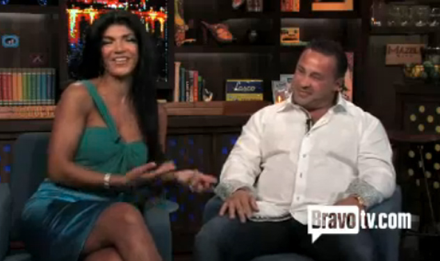 WATCH: Andy Cohen Calls Out 'The Real Housewives'' Joe Giudice For That Homophobe Stuff