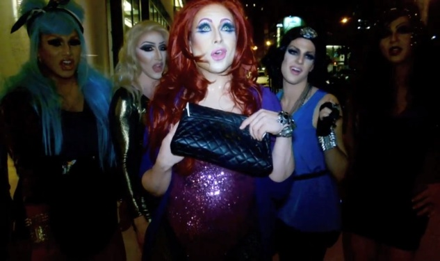 'Primadonna' Lip-synced by New York's Best and Booziest