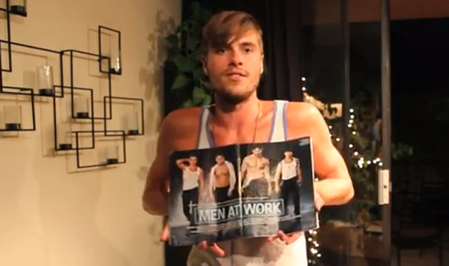 Gay-Famous Internet Types Rag on Magic Mike