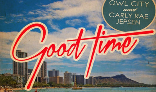 LISTEN: Owl City and Carly Rae Jespen's 'Good Time' Out Today
